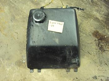 Begagnad skoterdel, Tank från Lynx, 5900 glx, årsmodell 1985